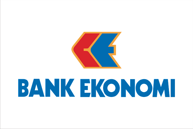 Download Logo Bank Ekonomi PNG