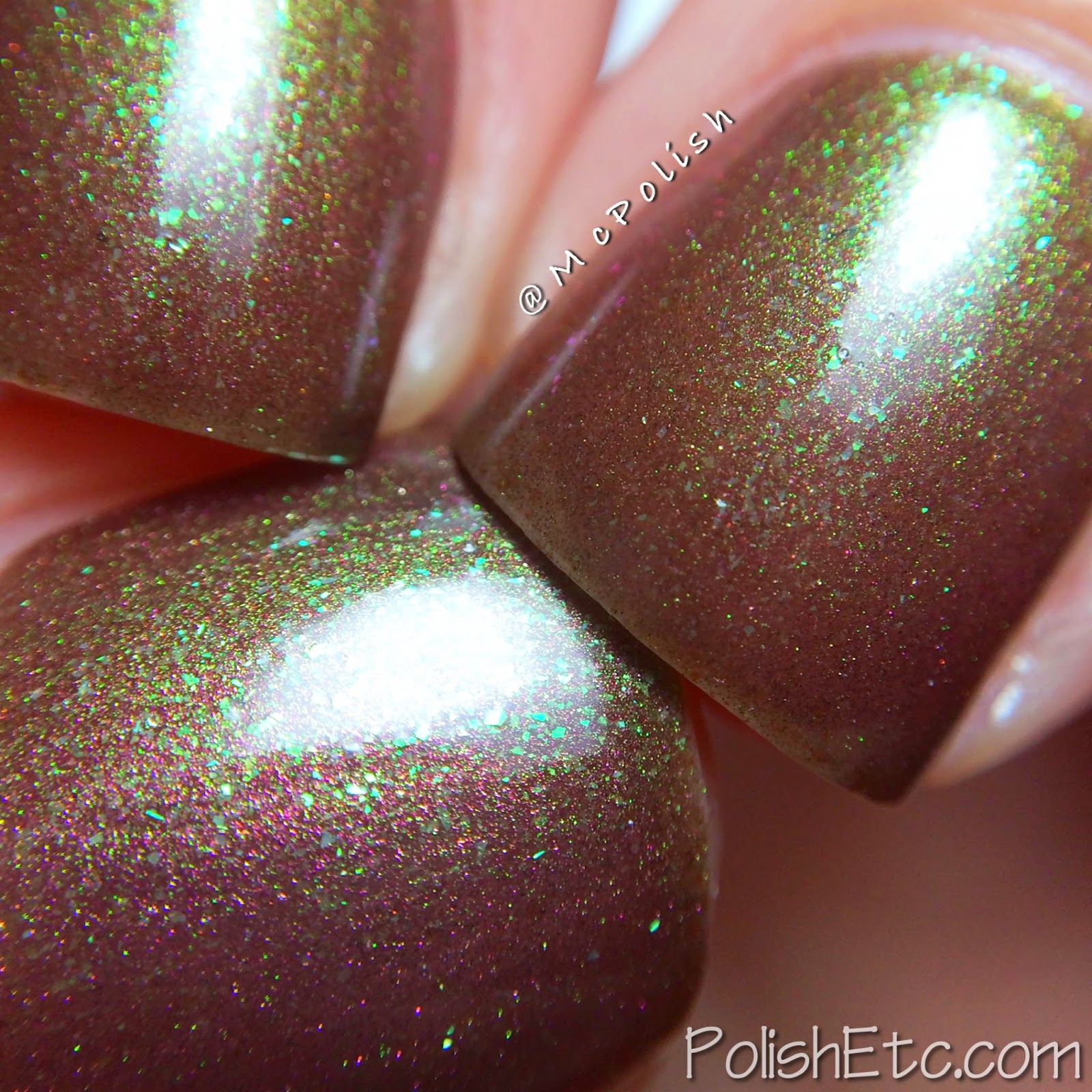 Polish Alcoholic - Loki - Superheroes Collection - McPolish - MACRO
