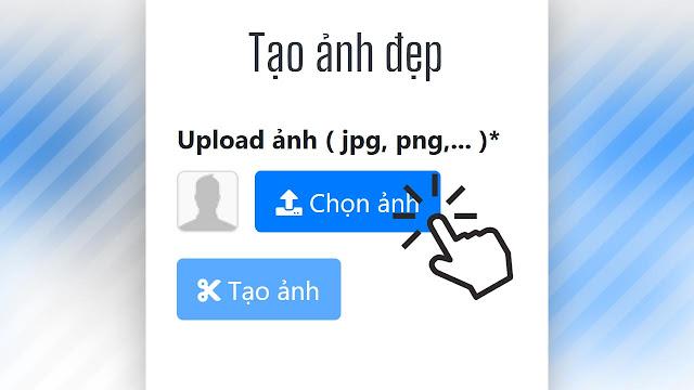 Giới thiệu và cách sửa lỗi tạo ảnh online trên taoanhdep.com