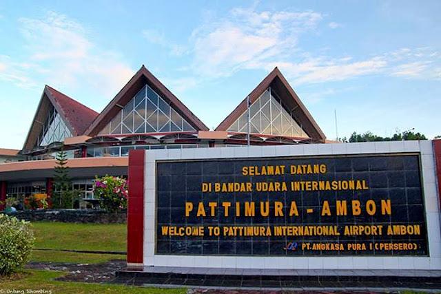 Ambon Airport Maluku