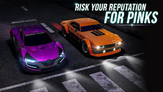 Racing Rivals HACK MOD APK