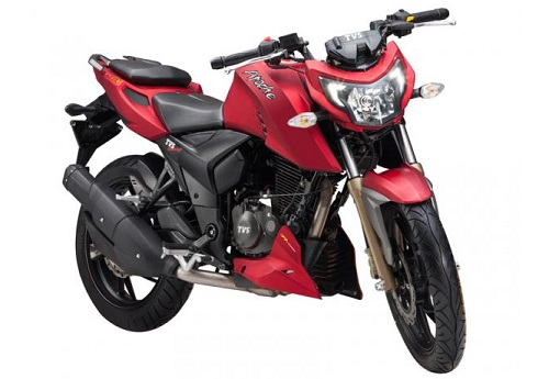 TVS Apache RTR 200 4V Wallpaper