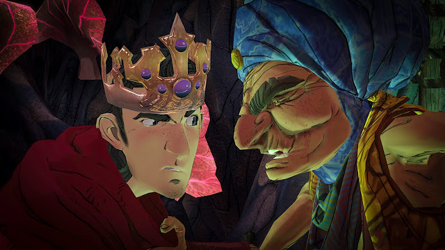 Ya disponible el segundo episodio de la nueva saga King's Quest