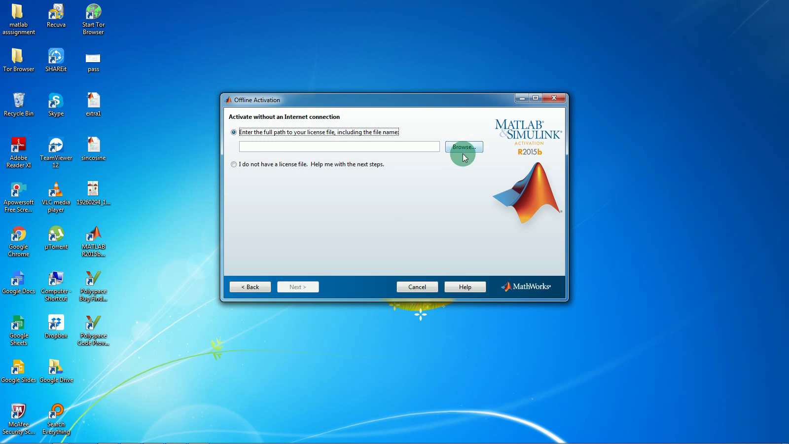 matlab 2015b license file crack