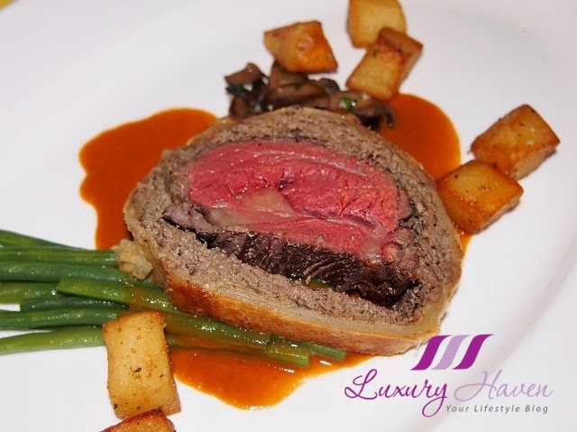 taratata bistrot french restaurant beef wellington review