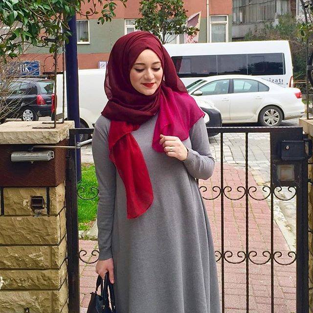 Hijab Chic Pour Printemps 2016 2017 Hijab Fashion And Chic Style