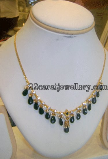 Light Weight Affordable Jewellery Jewellery Designs