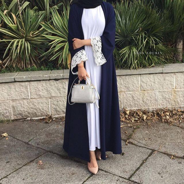 Abaya Pour Mohajaba Chic Style 2016 2017 Hijab Chic Turque Style And Fashion