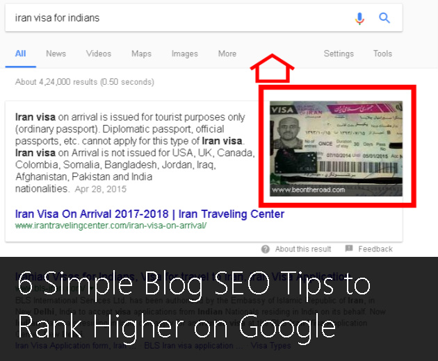 Blog SEO Tips for Bloggers and Writers