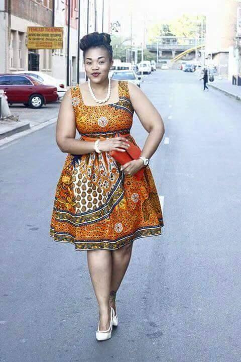 Ankara ,African dresses ,Fashion