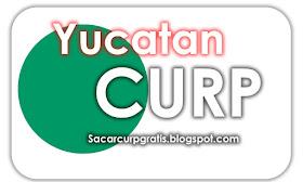 Donde Obtener Mi Curp En Yucatan Tramite Curp Consultar