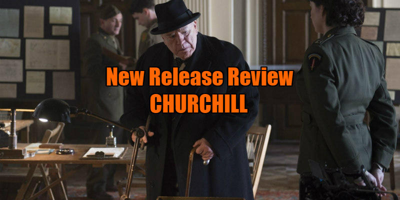 churchill 2017 film review