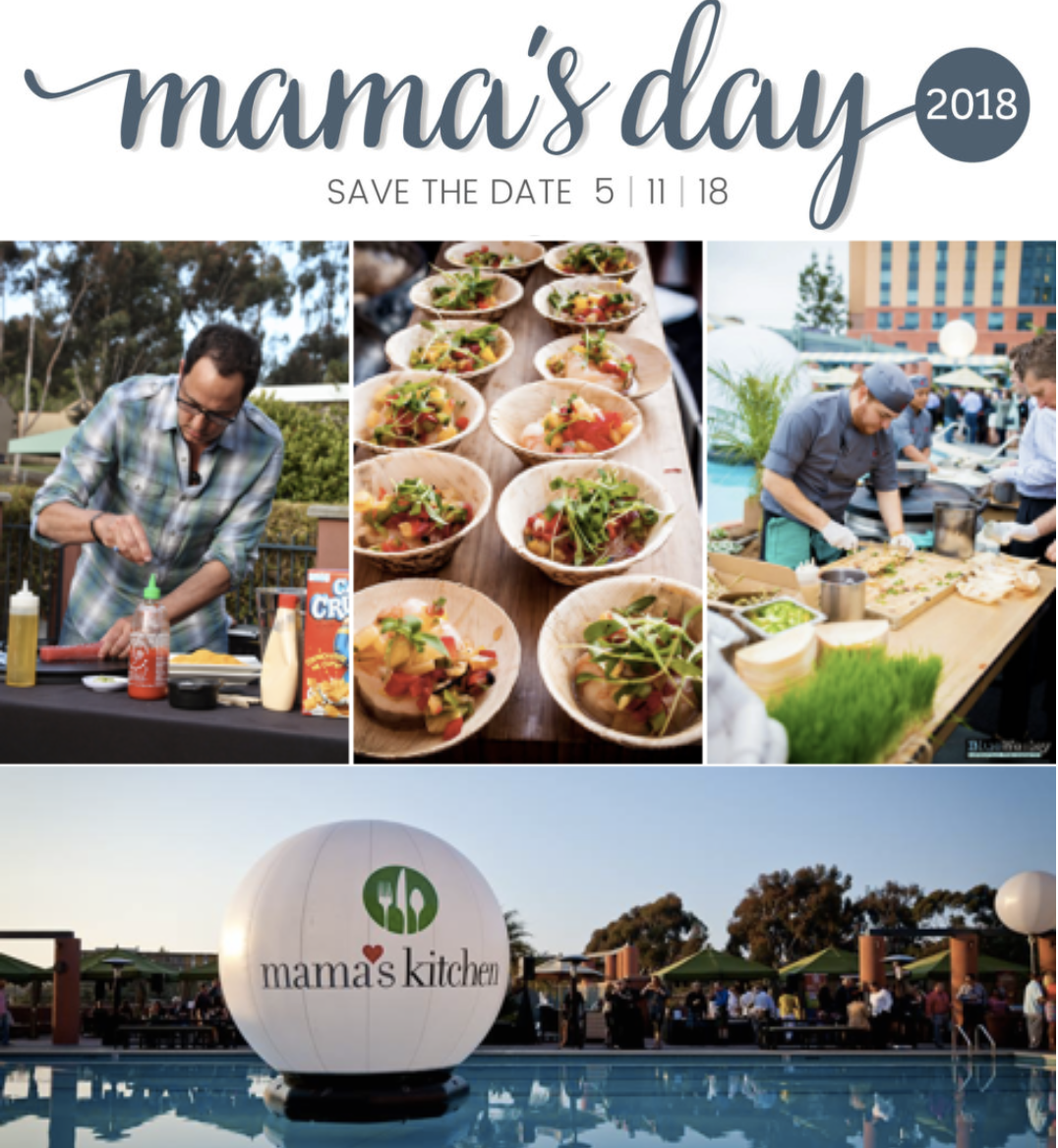 Don't Miss Mama's Day 2018 On Friday, May 11!