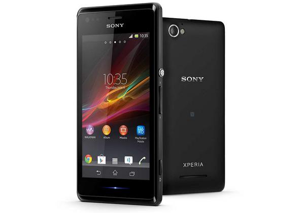 Kelebihan dan kekurangan Sony Xperia M C1905
