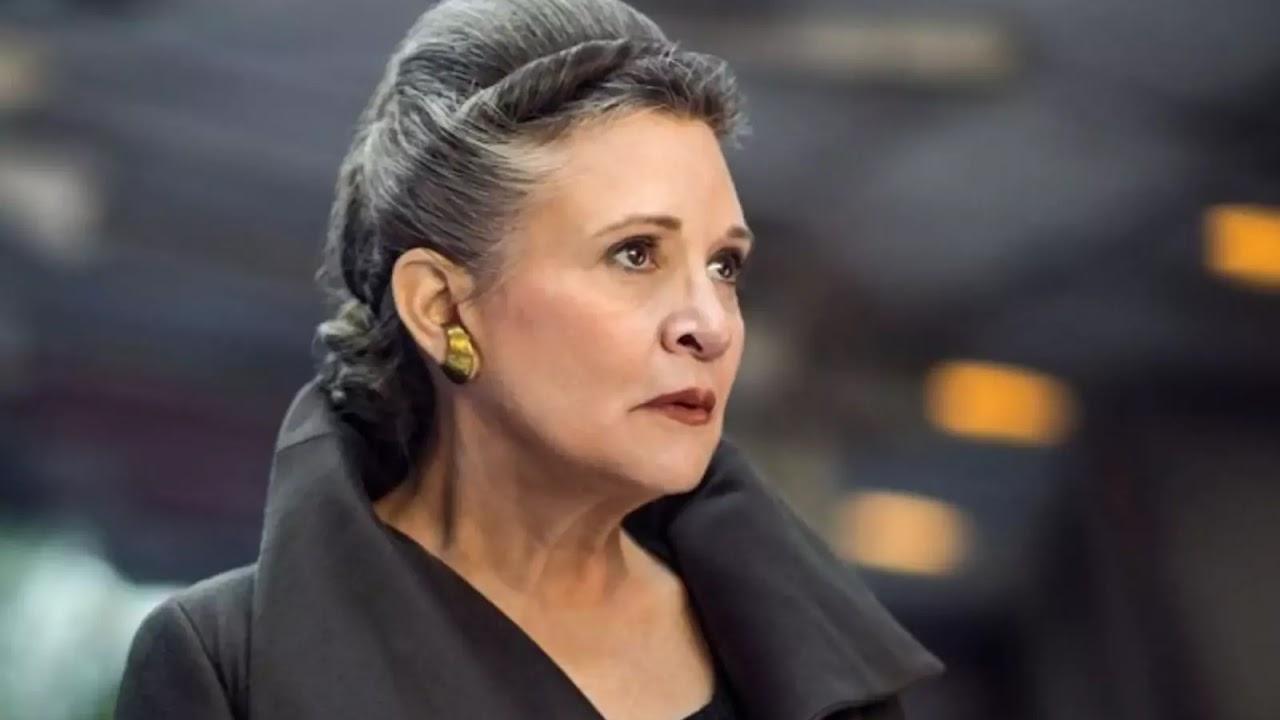 Fãs de Star Wars homenageiam Carrie Fisher após três anos de sua morte