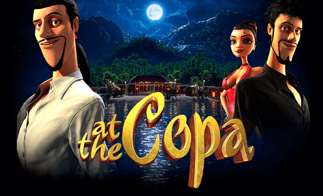 At The Copa 3D Free Slot by Betsoft