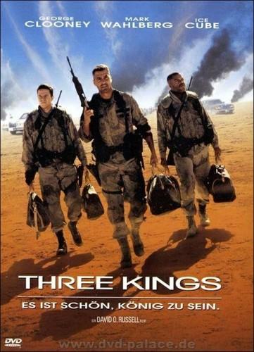 Tres reyes (Three Kings) (1999) [BRrip 1080p] [Latino] [Bélico]