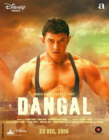 Dangal 2016 Full Hindi Movie DVDRip Free Download
