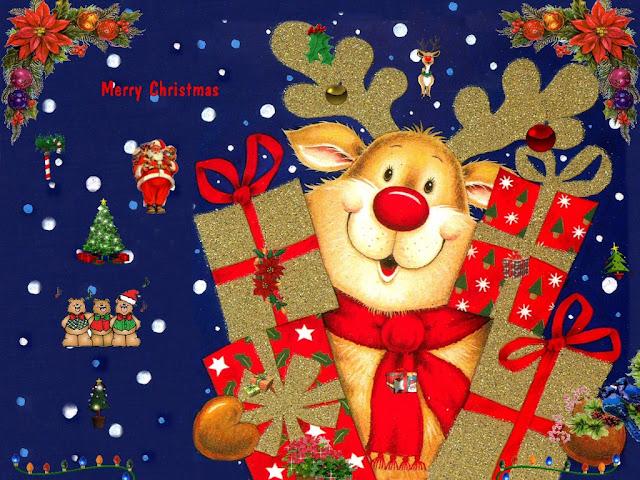 Imágenes de deseos de Navidad