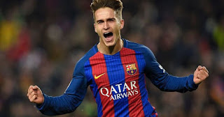 denis suarez arsenal transfer