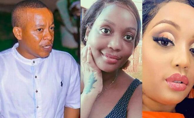 Steve Nyerere Amvaa Irene Uwoya 'Nimejikuta Nasema no long patispet'