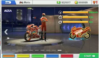 Download Real Bike Racing 3D v1.0.6 Apk Mod (Unlimited Money)