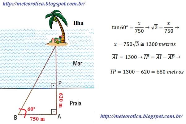 questões de relações trigonométricas no triângulo retângulo