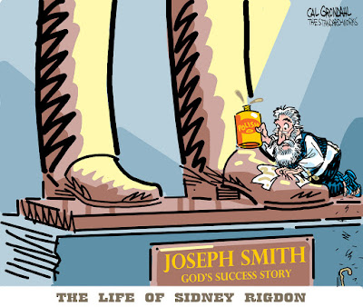 Sidney Rigdon: A brilliant orator who failed as a leader