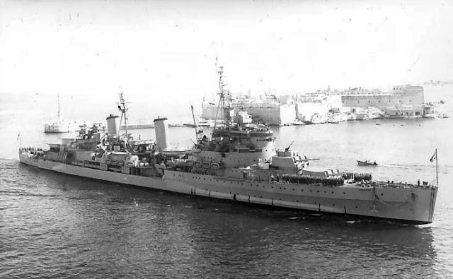 21 November 1939 worldwartwo.filminspector.com HMS Belfast