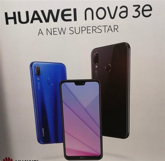 huawei-nova-3e-promotional-poster-leaked