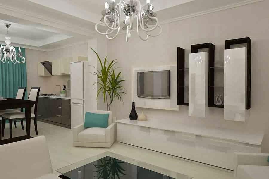 Design interior living casa Constanta - Amenajari Interioare - Arhitect / Constanta