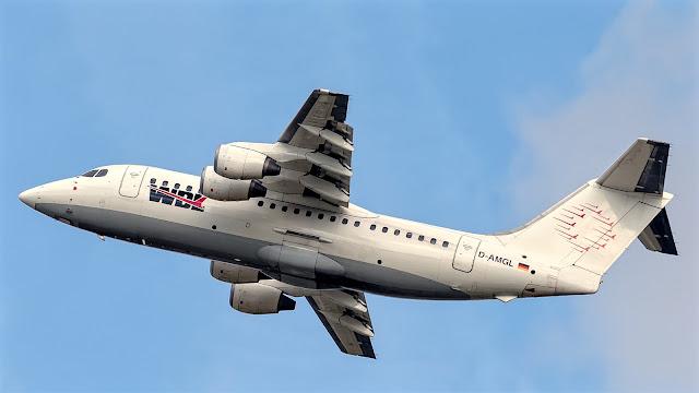 BAe 146-200 of WDL Aviation