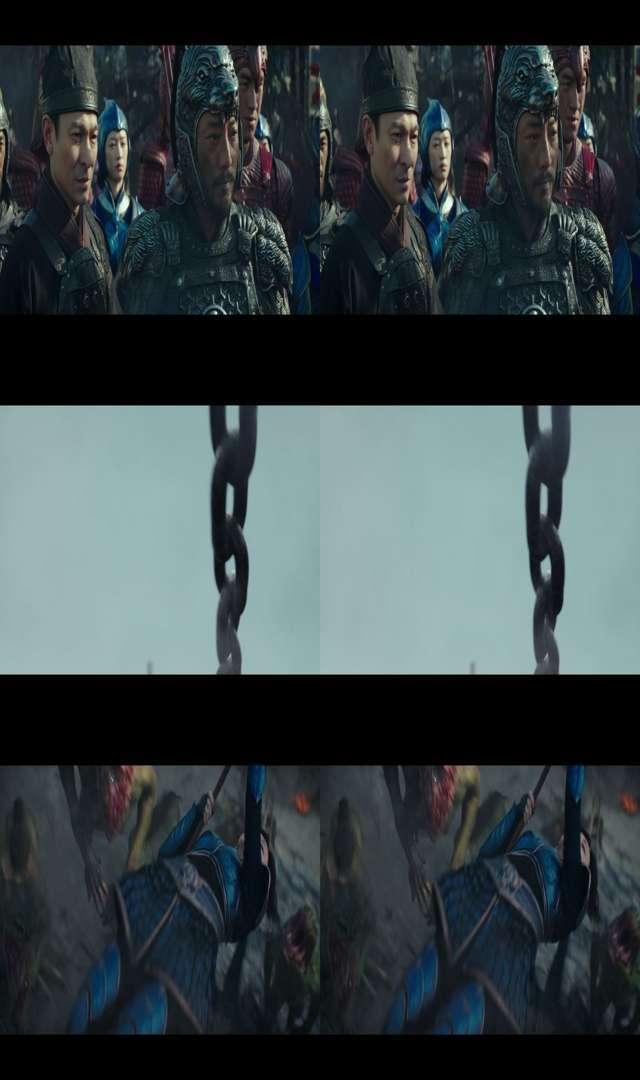 La Gran Muralla (2016) 3D SBS Latino