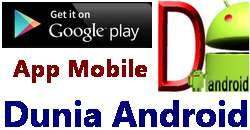 Aplikasi Dunia Android Mobile Version on Playstore