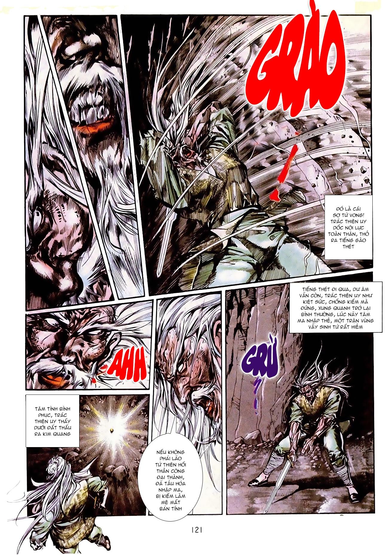 Thiết Tướng Tung Hoành Chap 272 - Trang 14