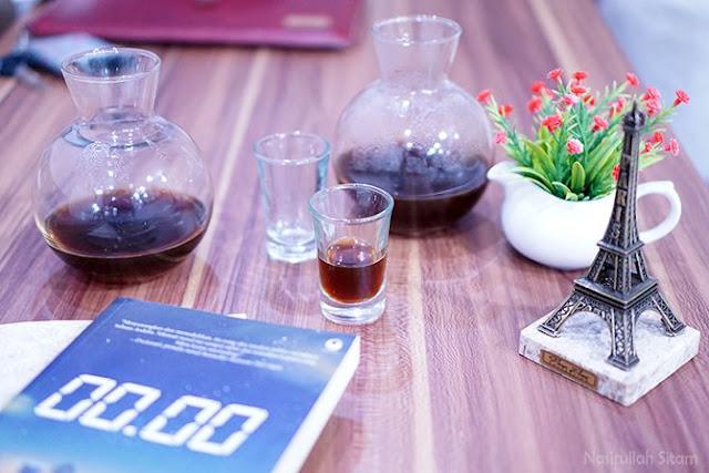 Mari menyeduh kopi bersama