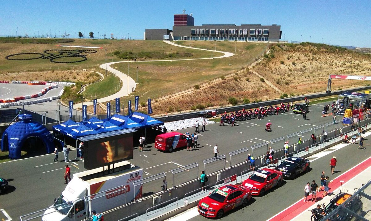 Circuito Los Arcos : Emocionante contrarreloj ciclista entre los arcos y logroño