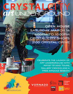 Art Underground - Open House