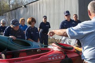 Paddlecraft safety trainng 5