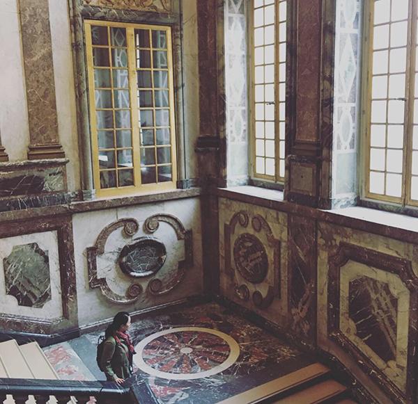 Staircase at Versailles