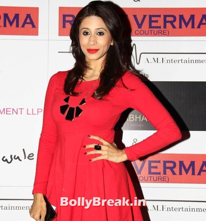Kishwar Merchant, Sunny Leone, Koena Mitra Hot Pics from  Rohit Verma's Bridal Show