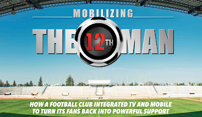 The Digital Post: Mobalizing the 12th man- Suport your team without being inside the stadium