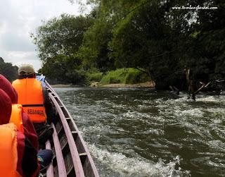 transportasi sungai samba