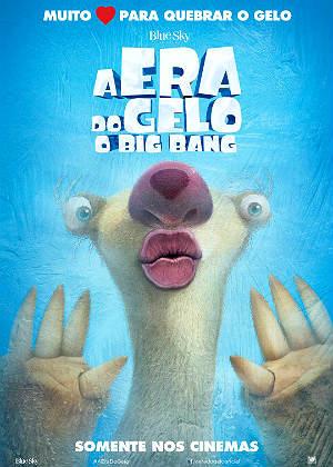 Filme Poster A Era do Gelo: O Big Bang