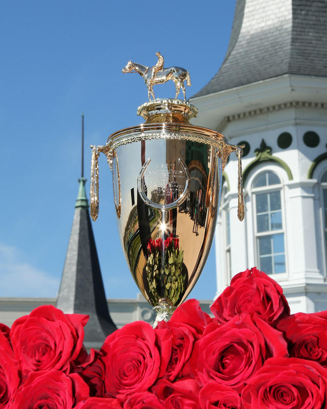 stolen kentucky derby trophy - HD 2880×3600
