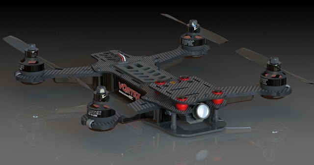 fly racing drone as well as it is a lead competition to the TBS Vendetta Vortex 250 Pro FPV Review - The Competitor to the TBS Vendetta?