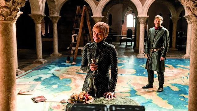 Game of Thrones mostra os bastidores da sétima temporada em novo vídeo.