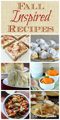 Fall Recipes Roundup