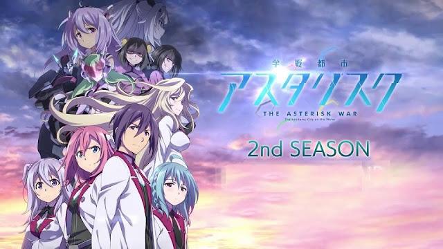 gakusen toshi asterisk season 2 batch