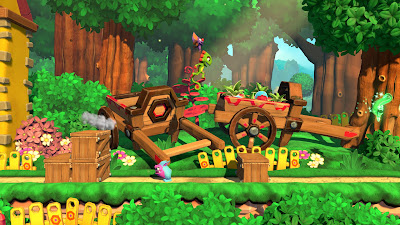 Yooka Laylee And The Impossible Lair Game Screenshot 1